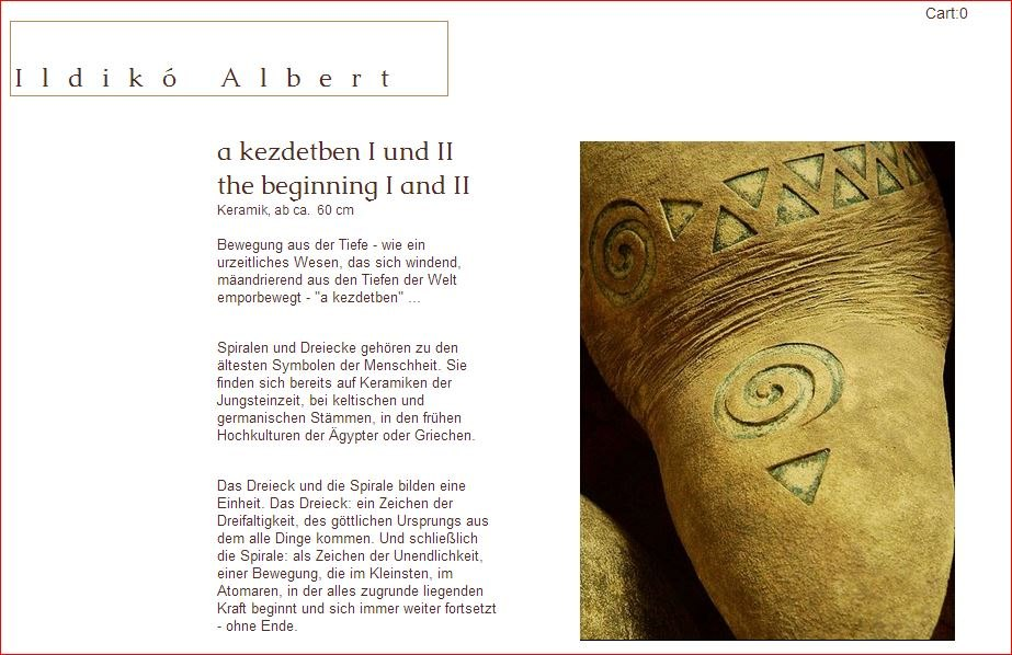 ALBERT Ildiko |  a-kezdetbent