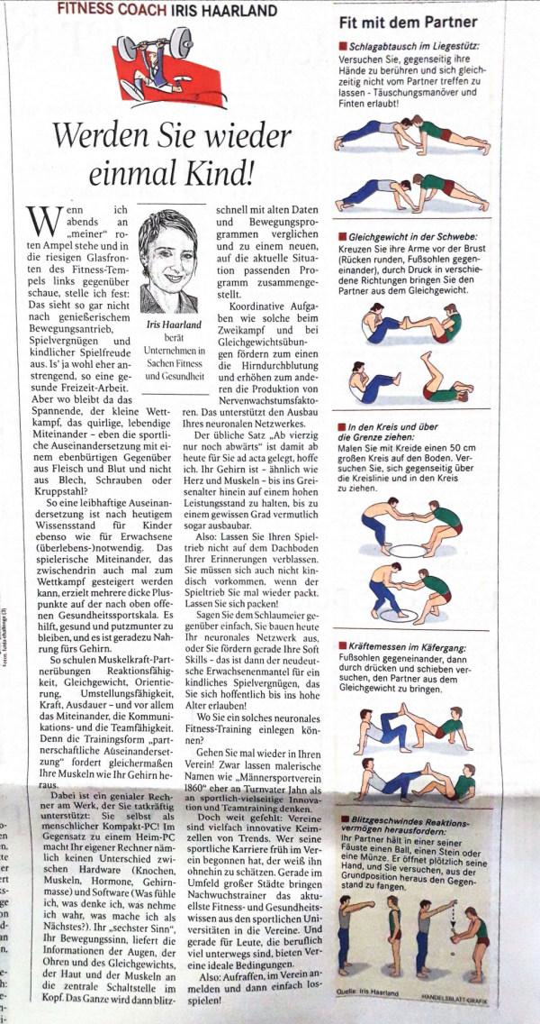 Sportmotivation: Spielerisch die eigene Fitness verbessern