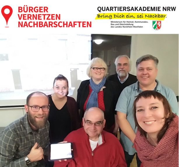 Bürgerwerkstatt Pilotprojekt NRW