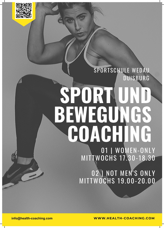 Sport- und BewegungsCoaching in Duisburg